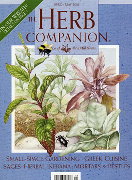 Sages--Herb Companion cover