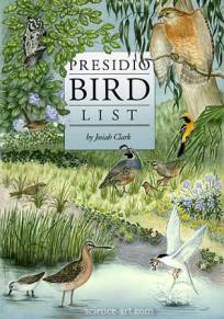 cover, Presidio Nat. Park publication